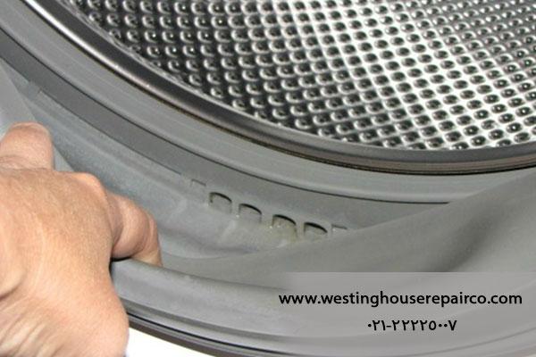 ماشین لباسشویی وستینگهاوس و نشت آب