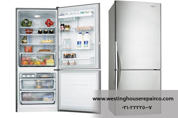 بهبود عملکرد یخچال وستینگهاوس