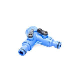 اتصال دو شیلنگ به یک شیر آب