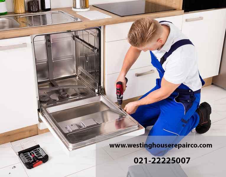 تعمیر ظرفشویی وستینگهاوس