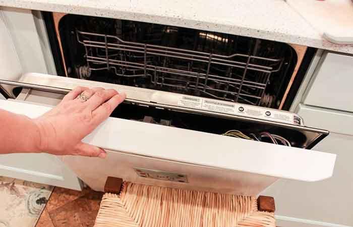 تعمیرات برد ظرفشویی وستینگهاوس