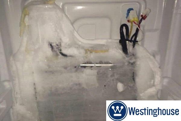 مشکل گرفتگی ناودان یخچال